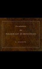 Melodieen der psalmen lof en bedezangen