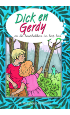 Dick en Gerdy houthakkers in het b