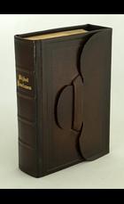 antiek geb. met overslag en index