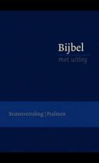 Bijbel BMU flex. blauw 140x198mm