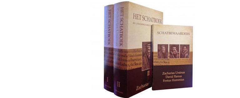 Het Schatboek - twee delen