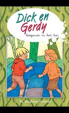 Dick en Gerdy kamperen in het bos