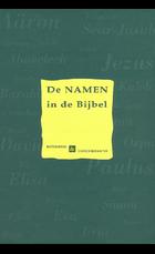 Namen in de bijbel