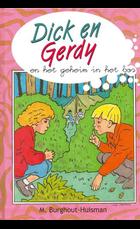 Dick en Gerdy geheim in het bos