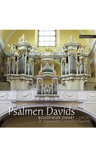 Psalmen Davids orgel