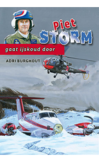 Piet storm gaat ijskoud door