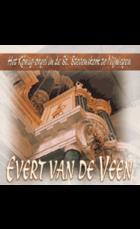 Evert Van De Veen, orgel