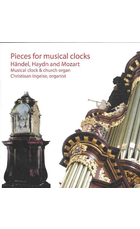 Pieces for musical clocks