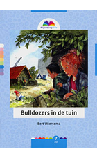 Bulldozers in de tuin