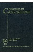 Heidelbergse cat zw met uitg bijbeltekst
