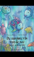 De mooiste vis van de zee helpt een