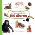 Mijn eerste kijk-en woordenboek: 100 die