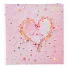 Babyalbum Pink heart