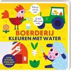 Kleuren met water - Boerderij