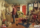 Mannenhuishouding - Marius van Dokkum