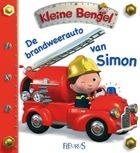 De brandweerauto van Simon