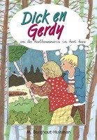 Dick en Gerdy en de holbewoners in het b