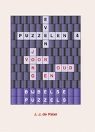 Even puzzelen 4 voor jong en oud