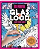 GLAS-IN-LOOD KLEURBOEKEN DIEREN