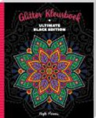 Glitter kleurboek Ultimate black Edition