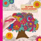 Glitter kleurplaten boek - Forest