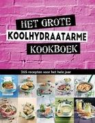 Grote koolhydraatarme kookboek