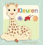 Kleuren Sophie la giraffe
