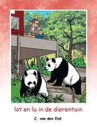 lot en lu in de dierentuin