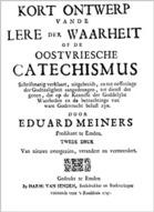 Oostfriesche catechismus