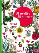 Natuur-50 weetjes, 50 stickers